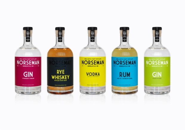 Norseman_Distillery_Bottles
